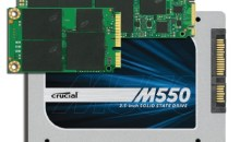Crucial M550 1TB SSD Review