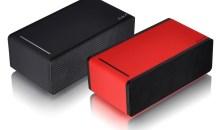 LUXA2 GroovyT Magic Boom Box Speaker