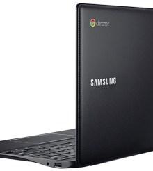 Win Samsung Chromebook 2 laptops