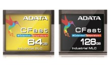 ADATA Launches Industrial CFast 2.0 Memory Card