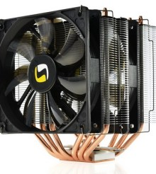 SilentiumPC Grandis XE1236 CPU Cooler Review
