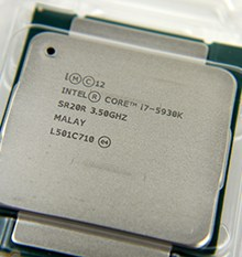Intel i7-5820K and i7-5930K Processor Review