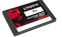 Kingston Launches Phison based SSDNow KC400 Series