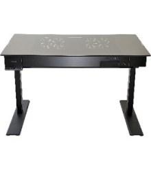 World's First Standing Computer Desk: Lian Li's New DK-04