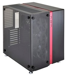 Lian Li's Two-faced PC-O9: Two Different Chassis Linked as One