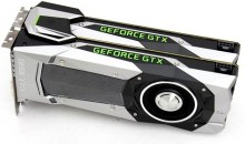 GeForce GTX 1080 2-way SLI review