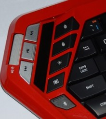 Mad Catz S.T.R.I.K.E. M Wireless Keyboard Review