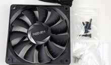 Reeven Euros Cooling Fan Series Review