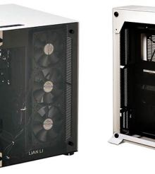 Lian Li Updates O-Series Cases with New White Color Options