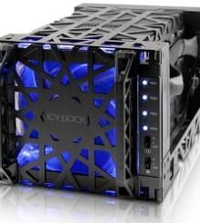 ICY DOCK Black Vortex Quad-Bay USB 3.0 & eSATA External 3.5″ SATA HDD Enclosure Review