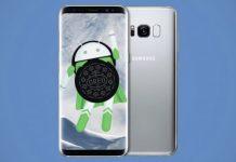 Samsung blocca l'aggiornamento ad Oreo per Galaxy S8 e S8+