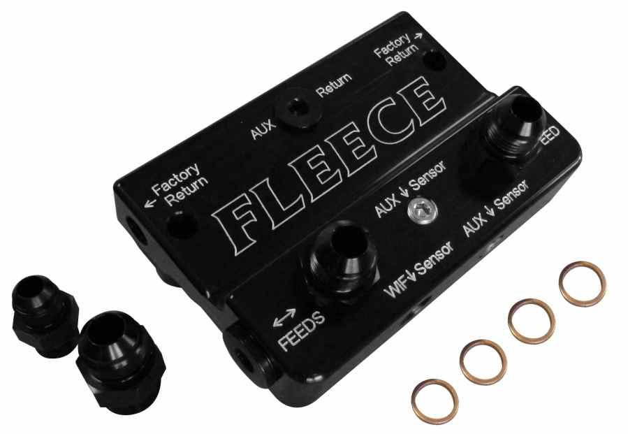 Fleece 2010-2018 - 4th Gen Dodge/Cummins Fuel Distribution Block-338