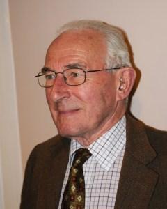 Counciller Trevor Bowman Shaw