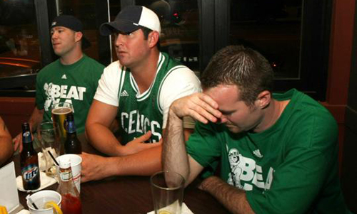 Image result for celtics sad