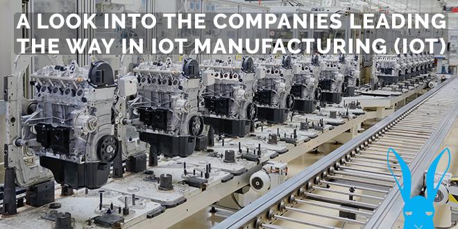 iot manufacturing