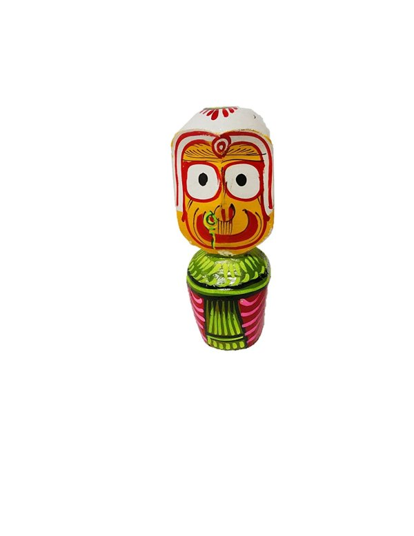 Lord Jagannath Baladev and Subadhra Neem Wood Deity