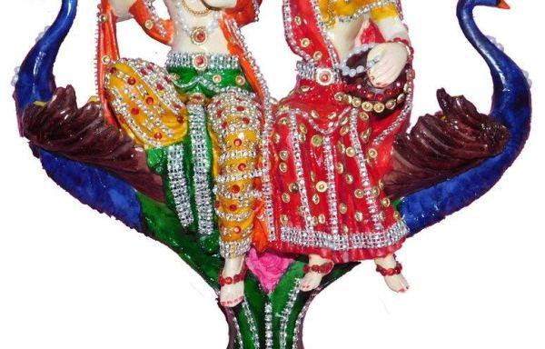 Radha Krishna on Peacock