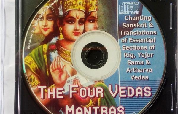 Four Veda Mantras