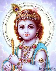 sweet Krishna beauty Krsna