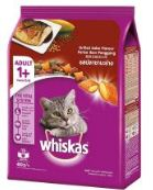 Whiskas Adult Grilled Saba 480 gram