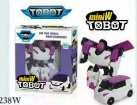 Harga Tobot Tritan Type W