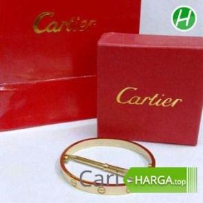 Harga Gelang Cartier
