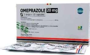 Harga Omeprazole Kapsul 20 Mg