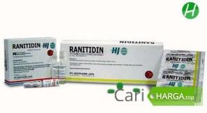 Harga Ranitidine