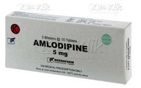 Harga Amlodipine 5 Mg