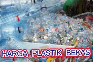 Harga Plastik Bekas