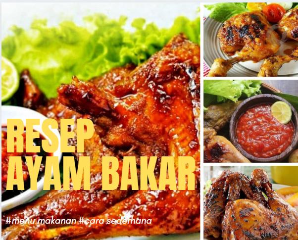 gambar terbaru Resep Ayam Bakar
