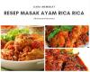 Cara Membuat Resep Masak Ayam Rica Rica