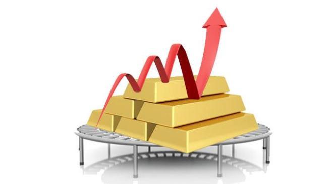 harga emas bersinar pekan ini
