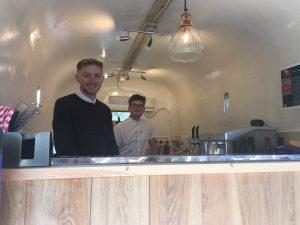 The Hargate Horse Box Bar