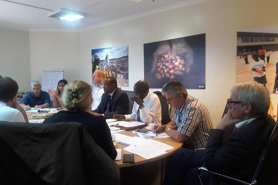 Year-End Quarterly Meeting on Hargeisa Water Supply Expansion Project Concluded In Nairobi