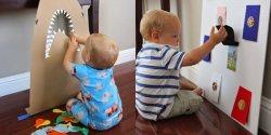Permainan Anak Usia Dini Dengan Menggunakan Bahan Bekas