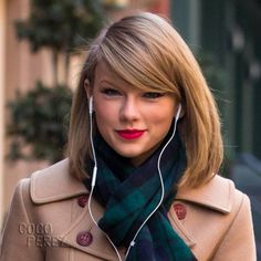 Model Rambut Ombre ala Taylor Swift 1