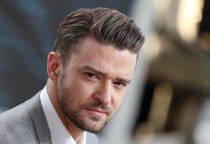 Gaya Rambut Pompadour Klasik ala Justin Timberlake Terbaru