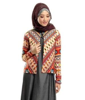 Model Baju Batik Muslim untuk Anak Muda