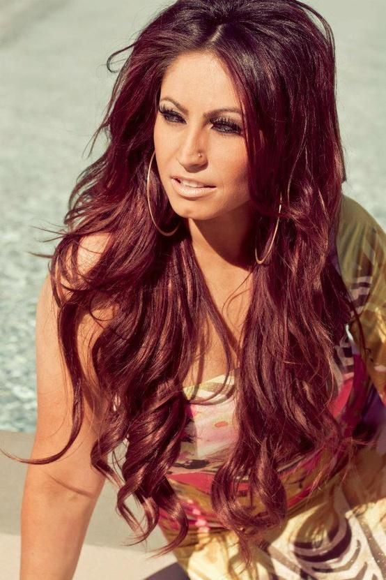Burgundy Hair Color for Red Hair, Brunettes and Blondes | Hair