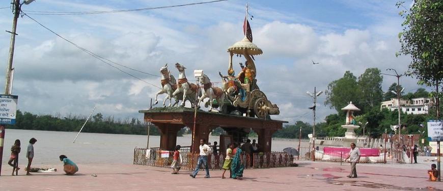 Image result for rishikesh triveni ghat