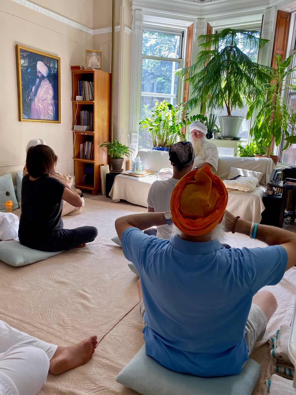Recap: Healing Intensive with Hari Nam Singh at Park Slope Brooklyn September 27-28, 2019