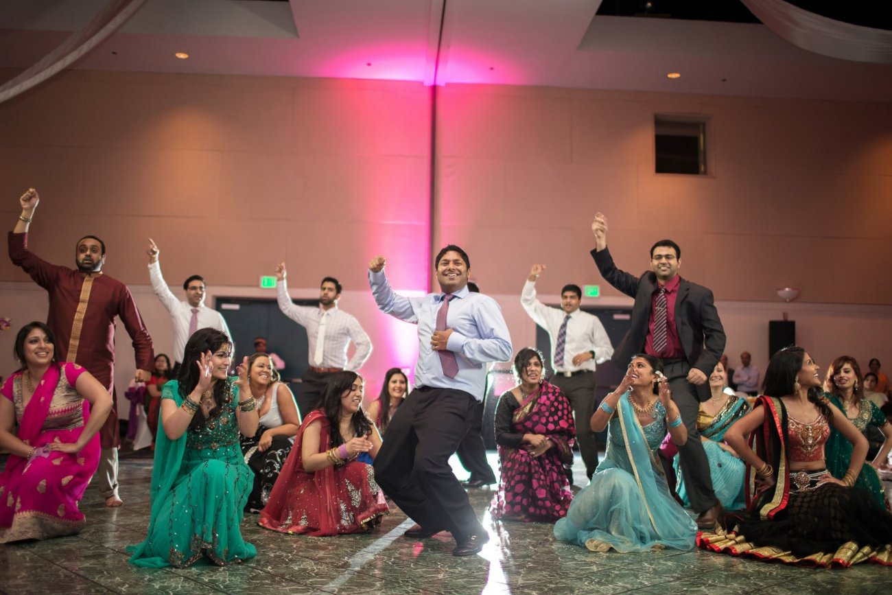 S1-1-1085 Sheetal + Guru | Hindu Indian Wedding Photos | South Florida