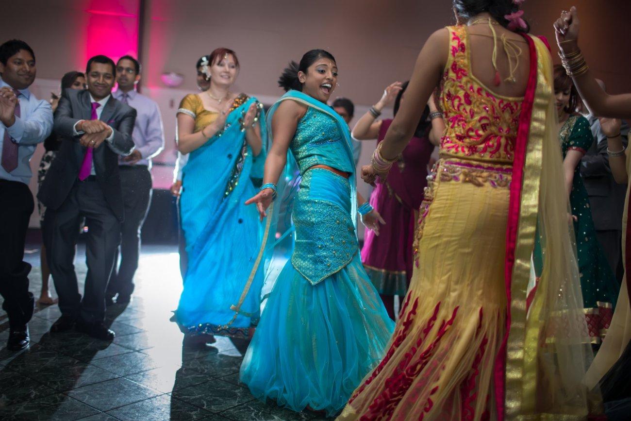 S1-1-1104 Sheetal + Guru   Hindu Indian Wedding Photos   South Florida