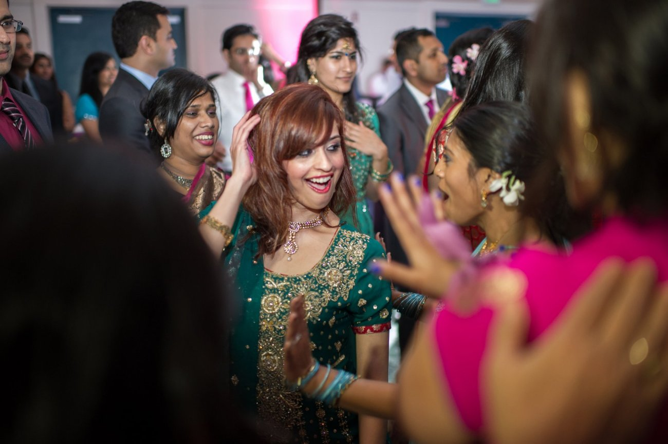 S1-1-1136 Sheetal + Guru | Hindu Indian Wedding Photos | South Florida