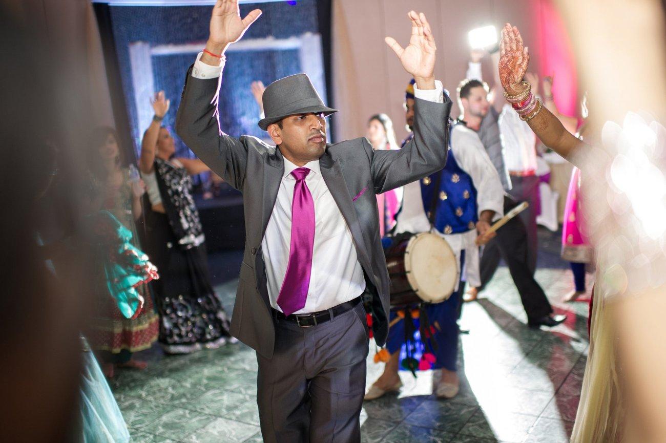 S1-1-1322 Sheetal + Guru   Hindu Indian Wedding Photos   South Florida