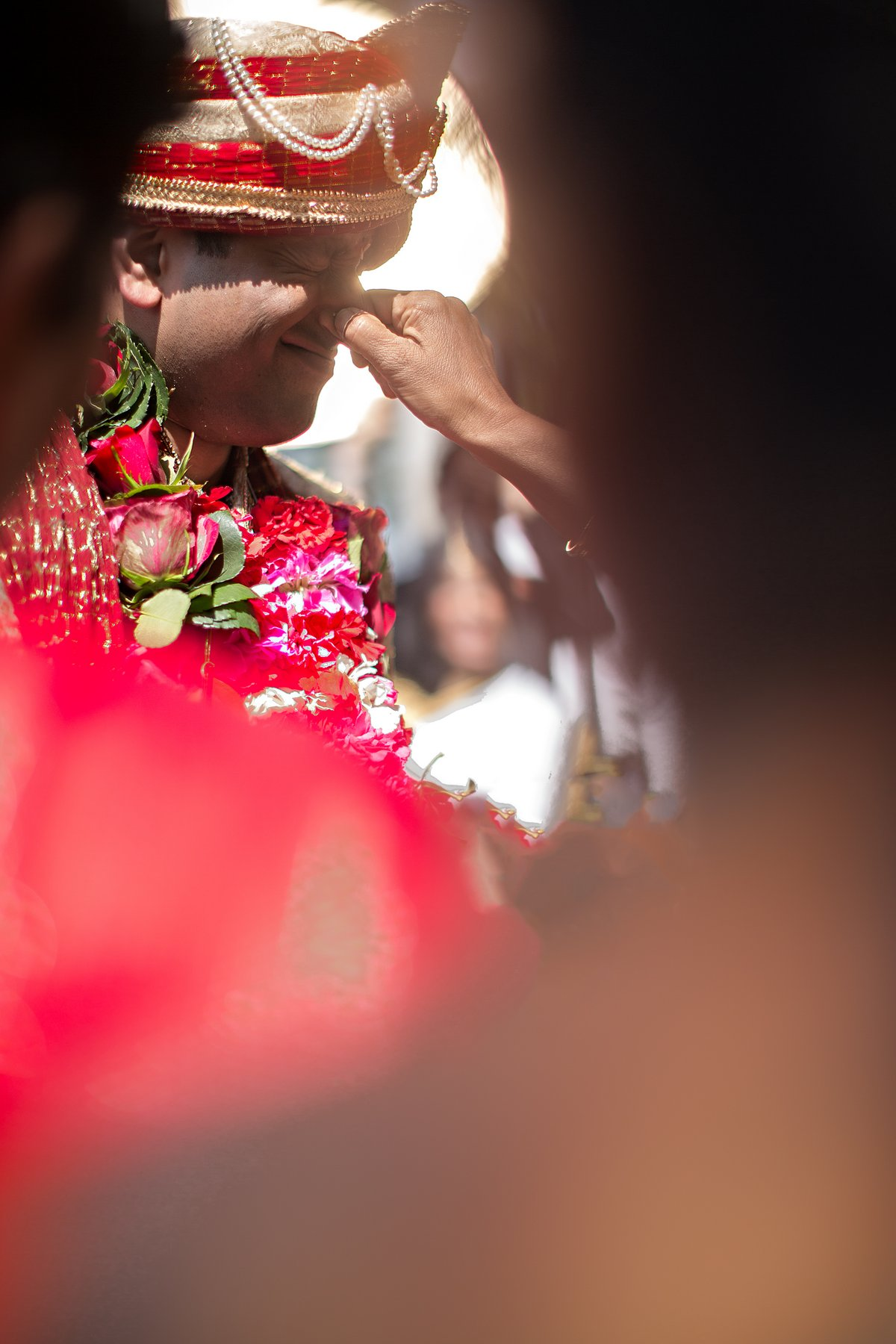 S1-1-1379 Sheetal + Guru | Hindu Indian Wedding Photos | South Florida