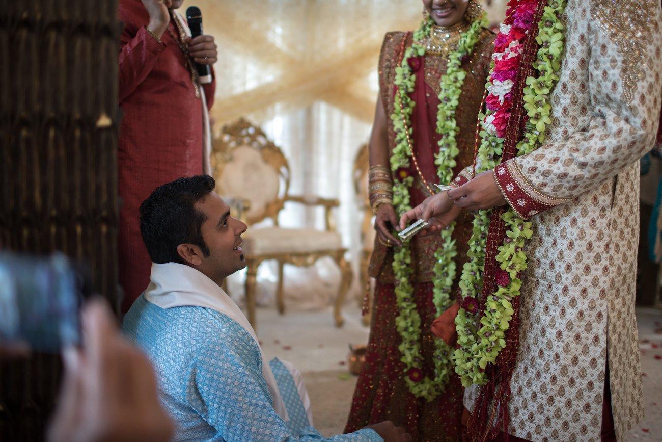 S1-1-1410 Sheetal + Guru   Hindu Indian Wedding Photos   South Florida