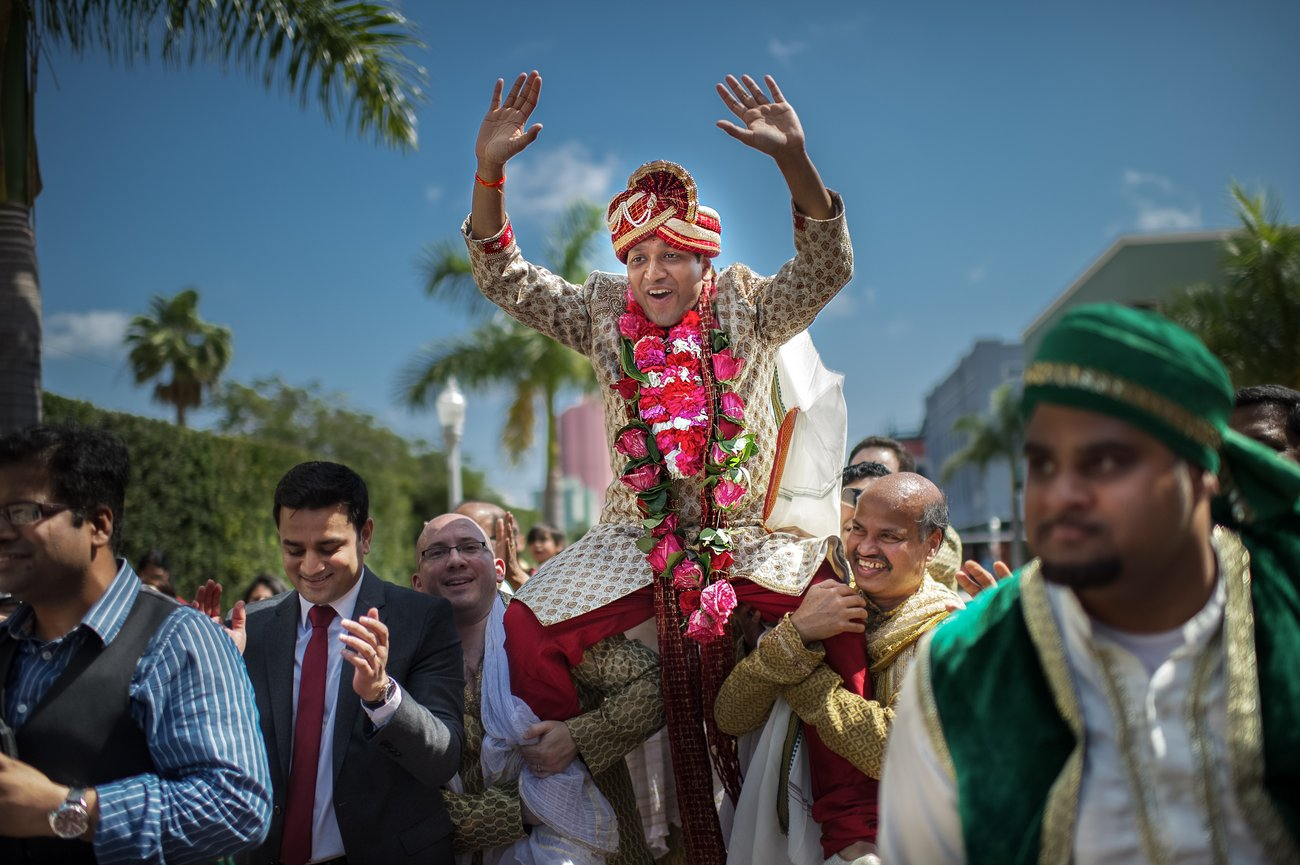 S1-1-312 Sheetal + Guru | Hindu Indian Wedding Photos | South Florida