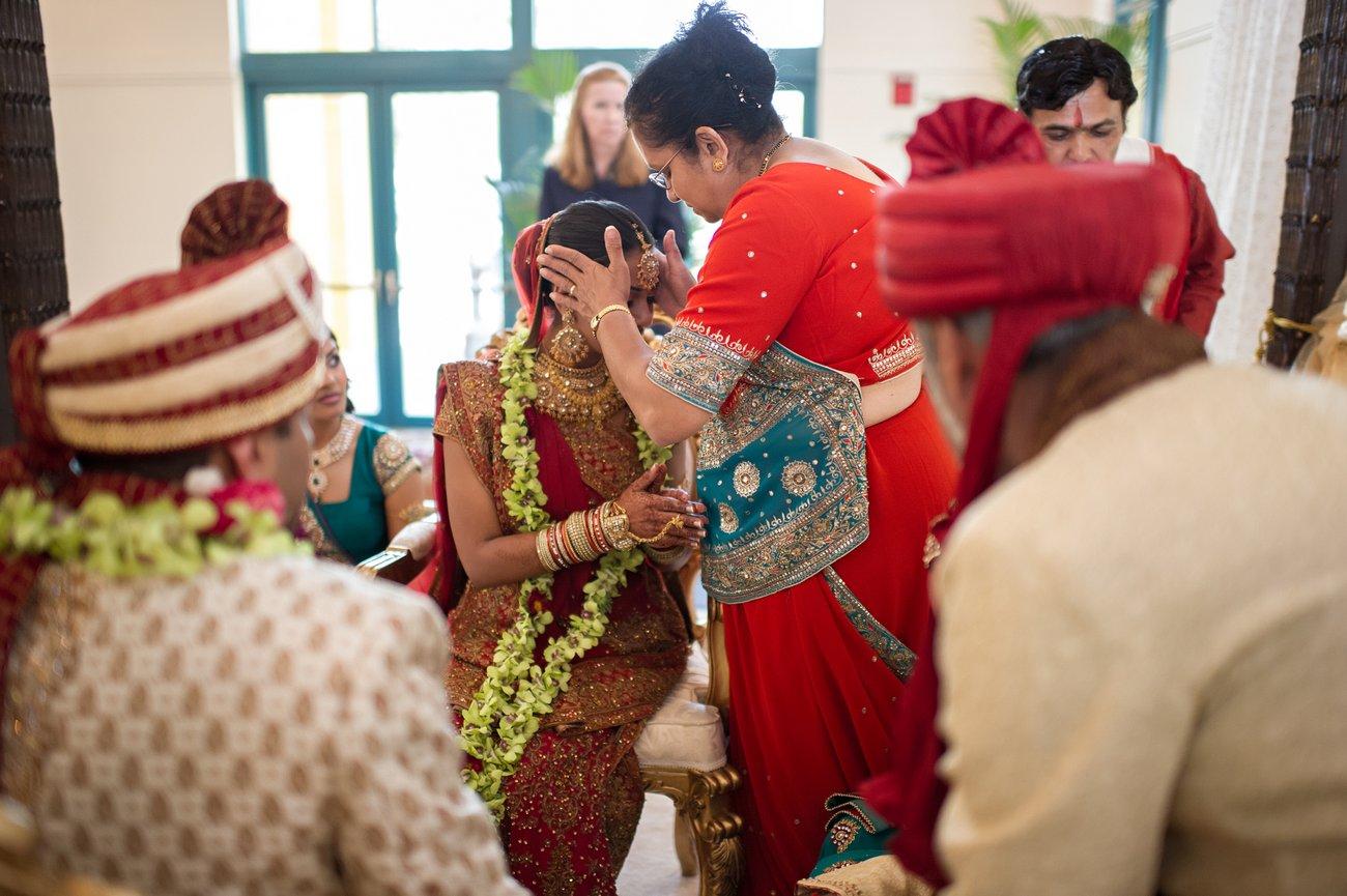 S1-1-554 Sheetal + Guru   Hindu Indian Wedding Photos   South Florida